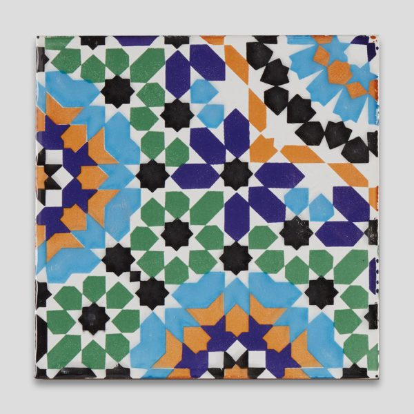 morocco wall handmade turkish ceramic
