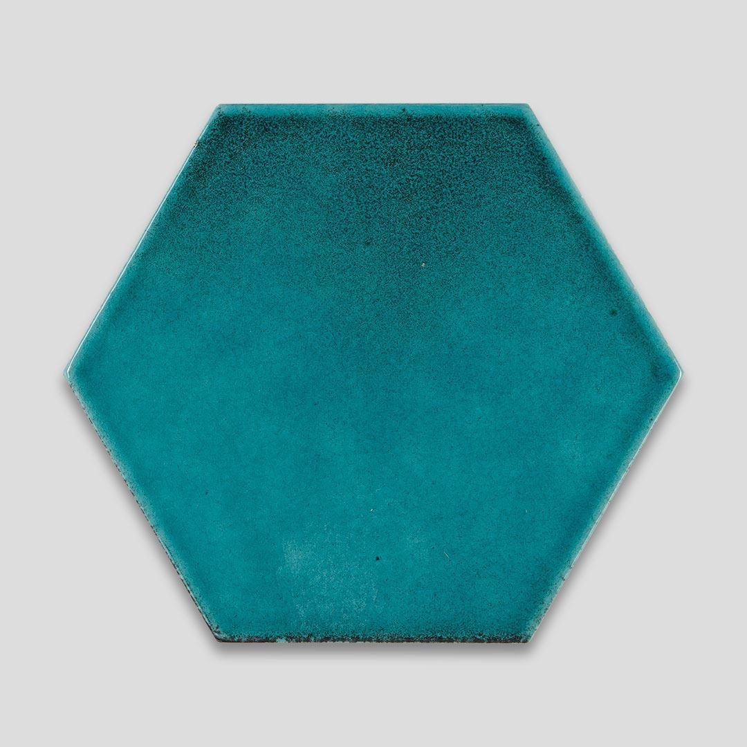 oxidised turquoise