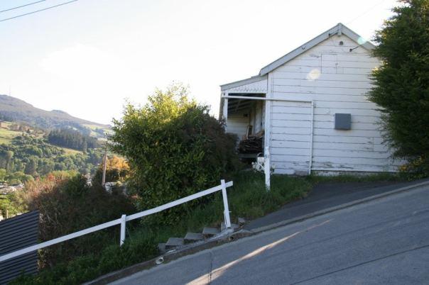 dunedin steepest street
