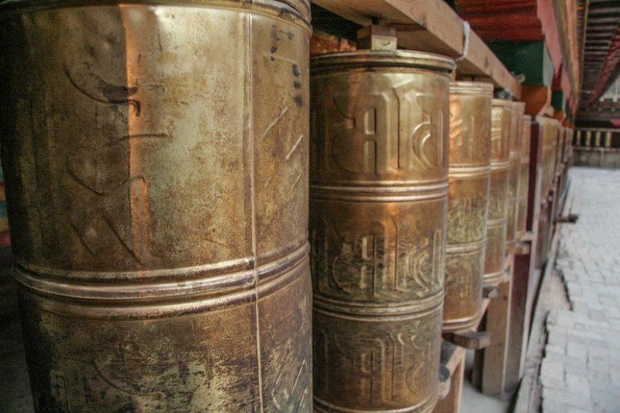 Songzanlin Monastery Shangri La China