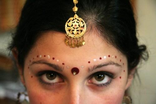 Indian Wedding prep