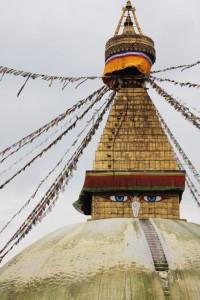 The Seeing Stupa