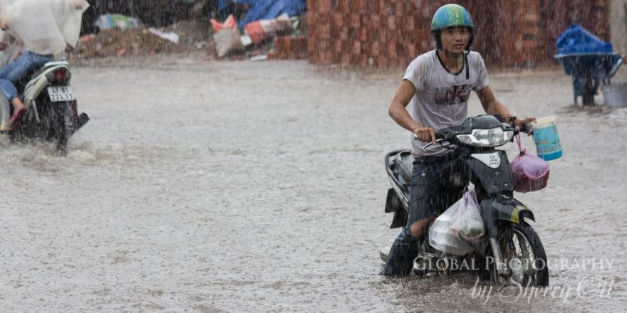 HCMC Flooding