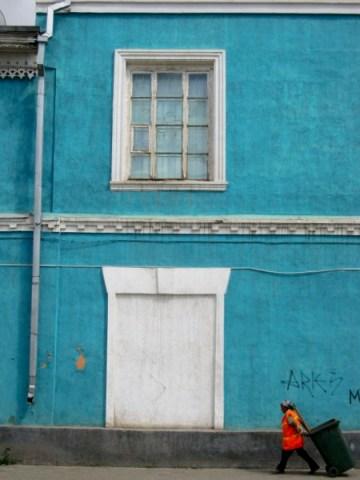 Something colorful in Ulanbatar