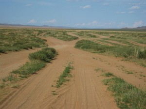 The Mongolian Super Highway