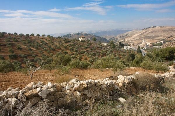Hills of Jordan
