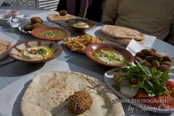 Jordan Food Falafel