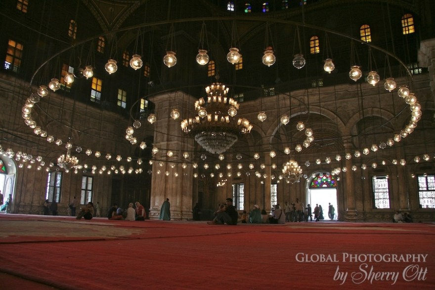 Muhammad 'Ali Mosque Cairo