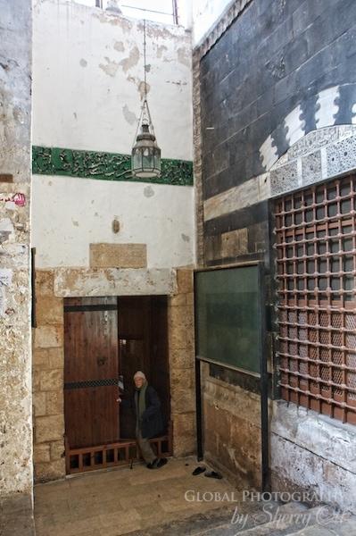 mosque tripoli