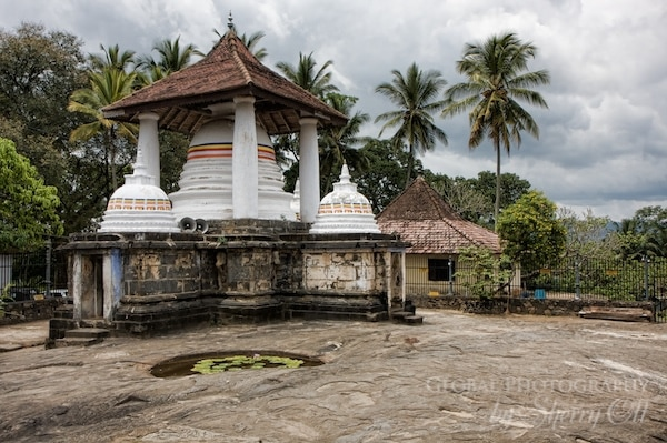 Stone Temple Kandy