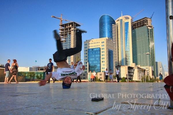 astana kazakhstan break dance