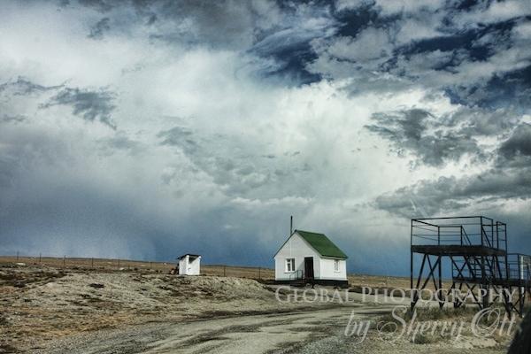 Mongolia Border