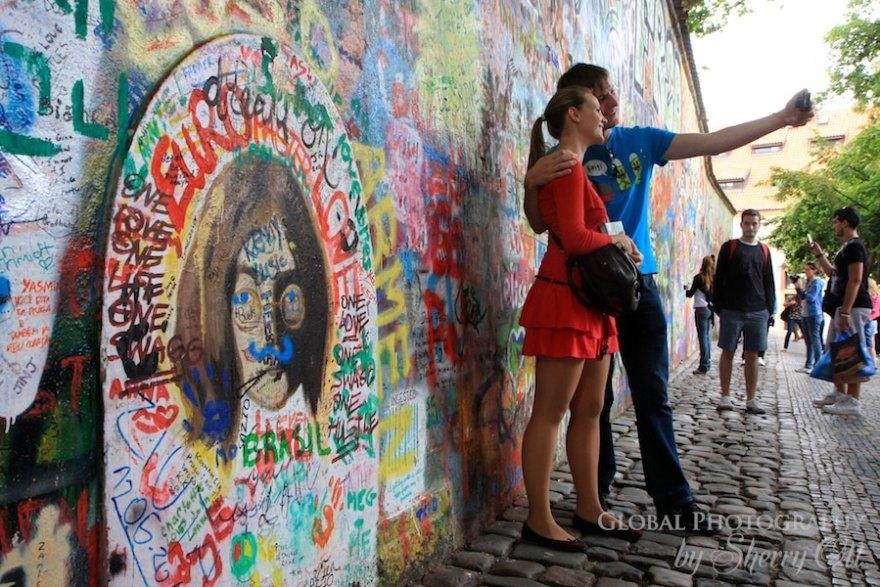 graffiti prague