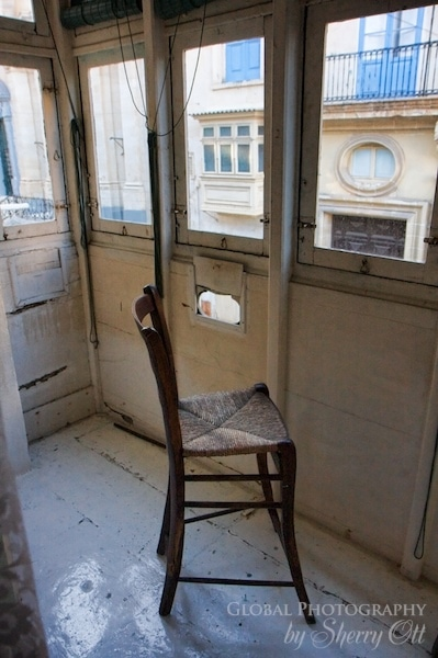 balcony culture malta