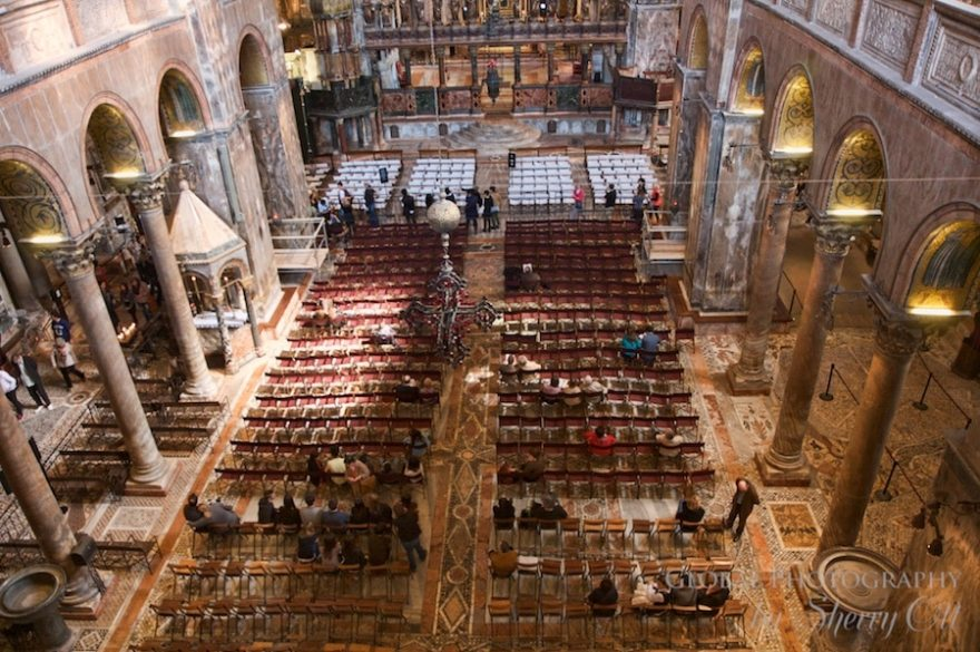 The Contraband of St. Mark's Basilica