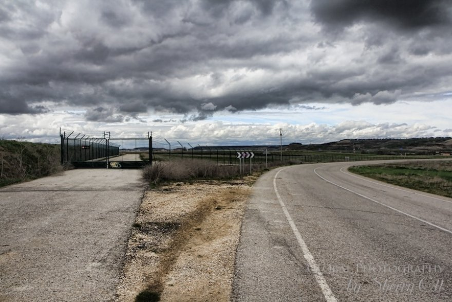 camino trail reality