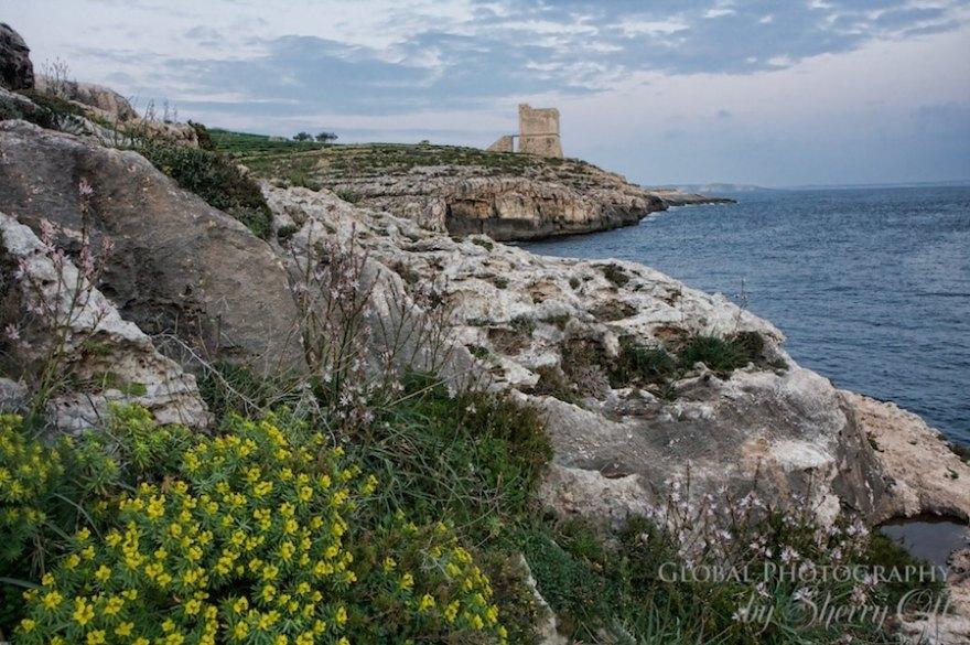 Gozo defense tower