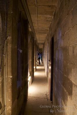 the hidden passage way