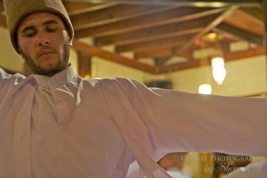 Whirling Dervish meditation