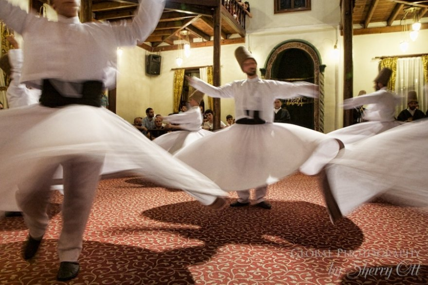 Whirling Dervish Turkey