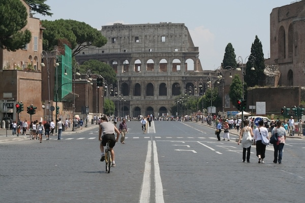 Rome Them and Now