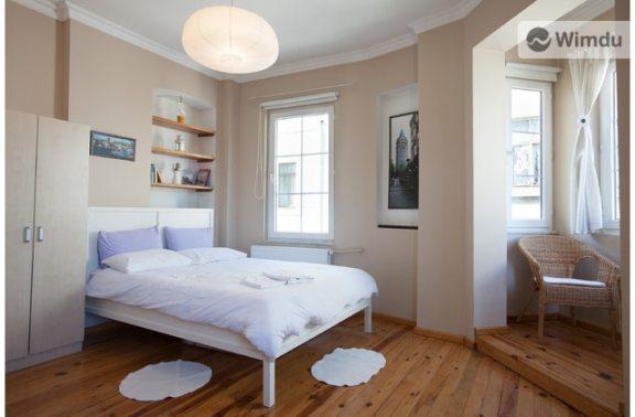 Wimdu apartment istanbul