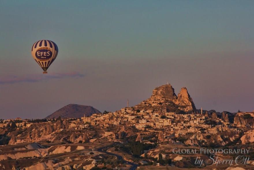 Efes balloon