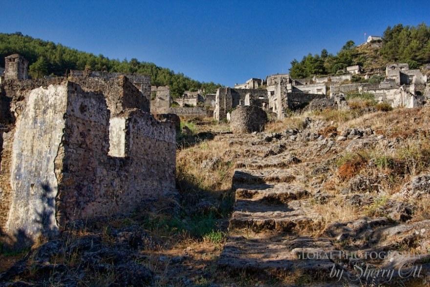 Kayakoy Turkey Ghost Town