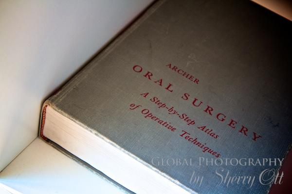 Oral surgery book