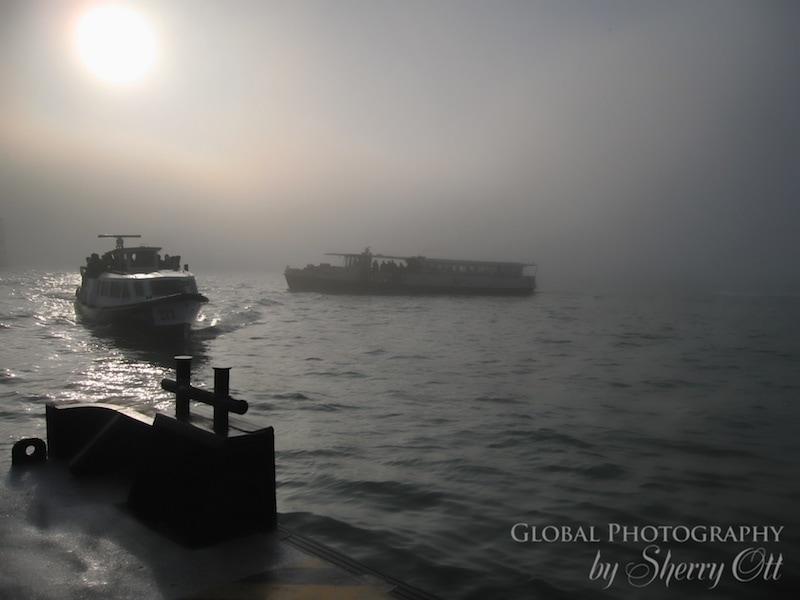 Venice Fog Photos