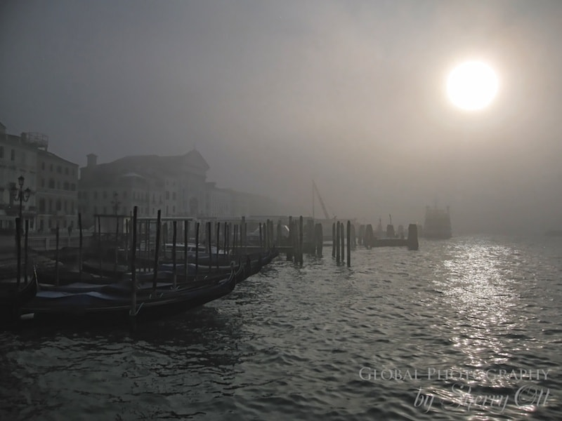 Venice Fog Photos