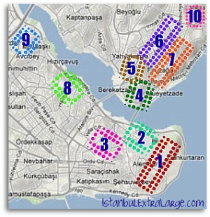 map-of-istanbul-neighborhoods