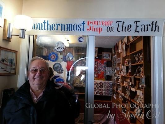 Southern most souvenir shop
