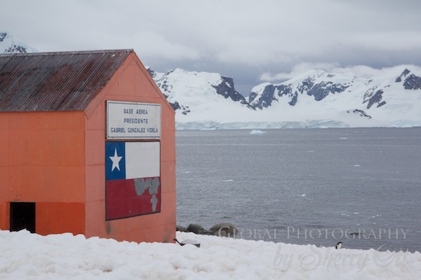 Visiting research bases is a great thing to do in Antarctica