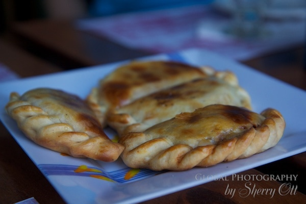 Argentina food tour Empanada
