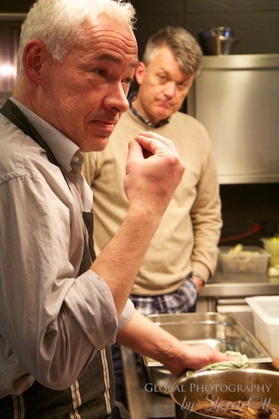 Berlin cooking class