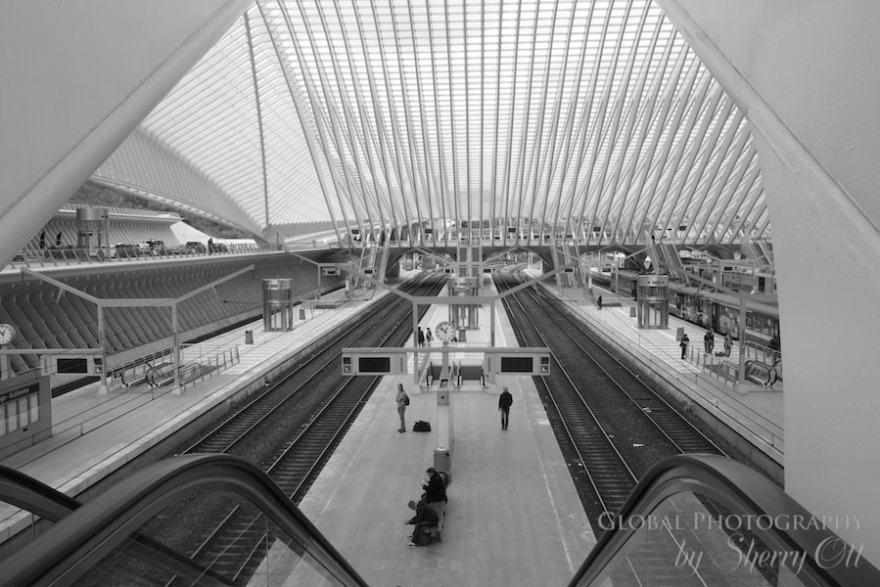 Liege train station