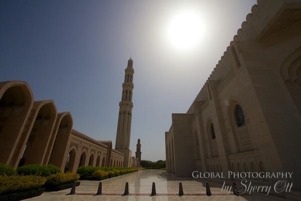 Grand Mosque Oman