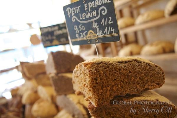 Artisinal bread