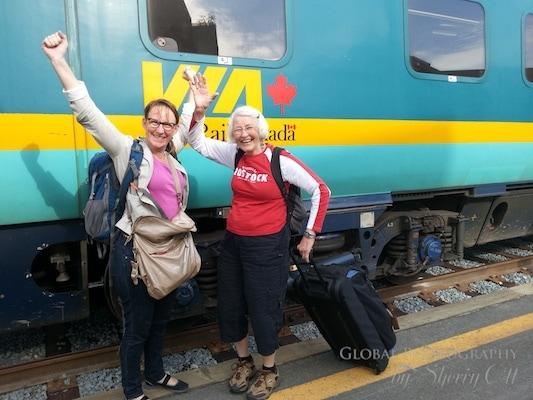 Train to Nova Scotia