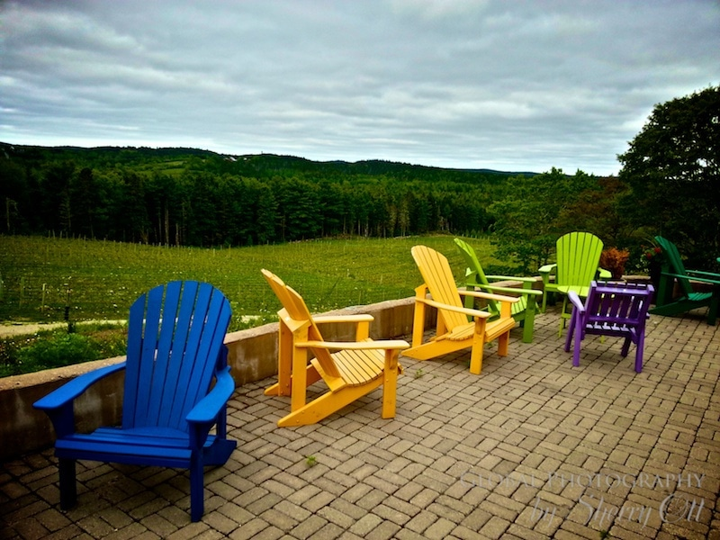 Petite Riviere Winery Nova Scotia