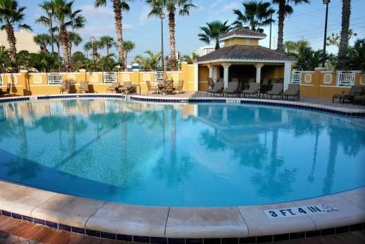 Orlando pool Radisson