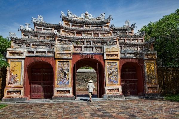Citadel Hue Vietnam