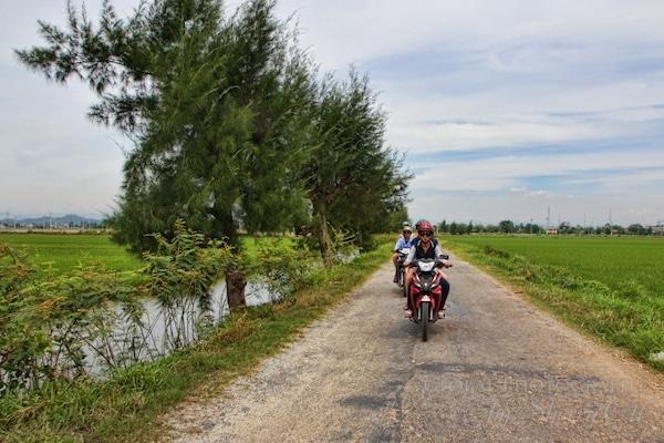 Motorbike tour Hue