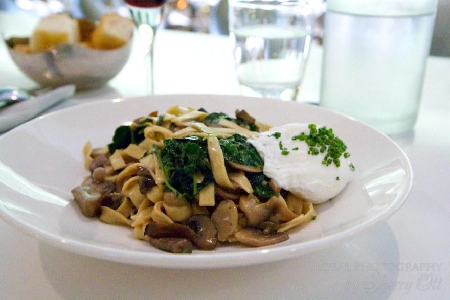 Filini Restaurant pasta