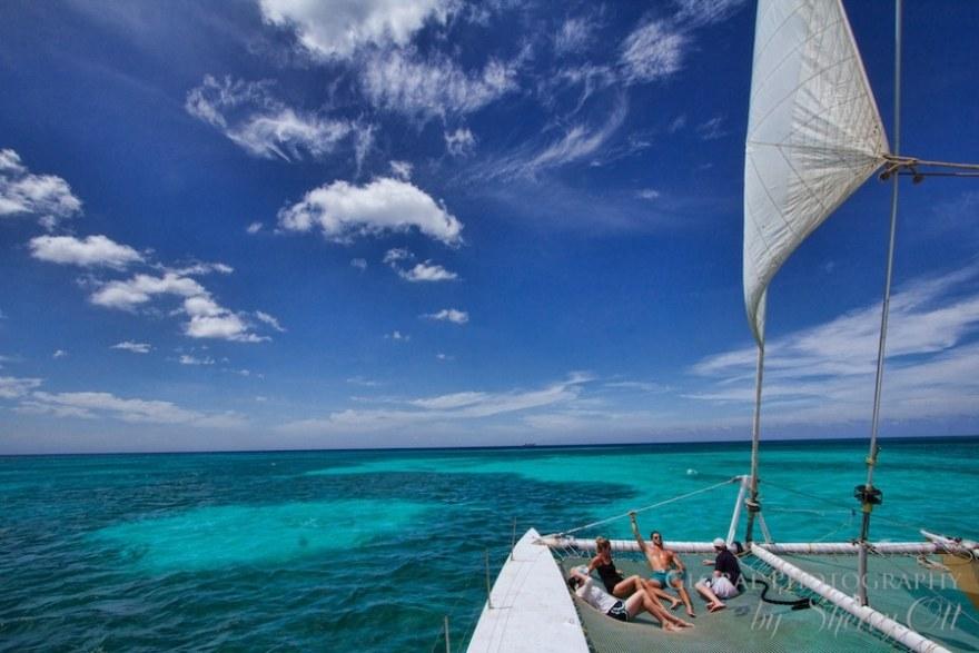 Catamaran aruba rental