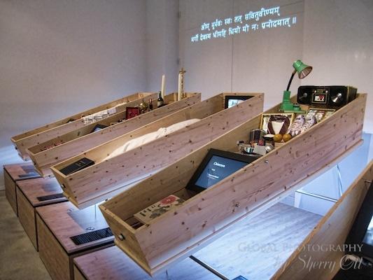 Amsterdam funeral museum