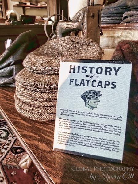Flatcap history