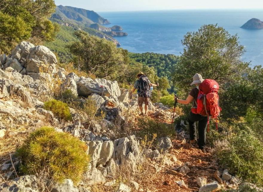 The Best Hikes in the World - Lycian Way - Turkey