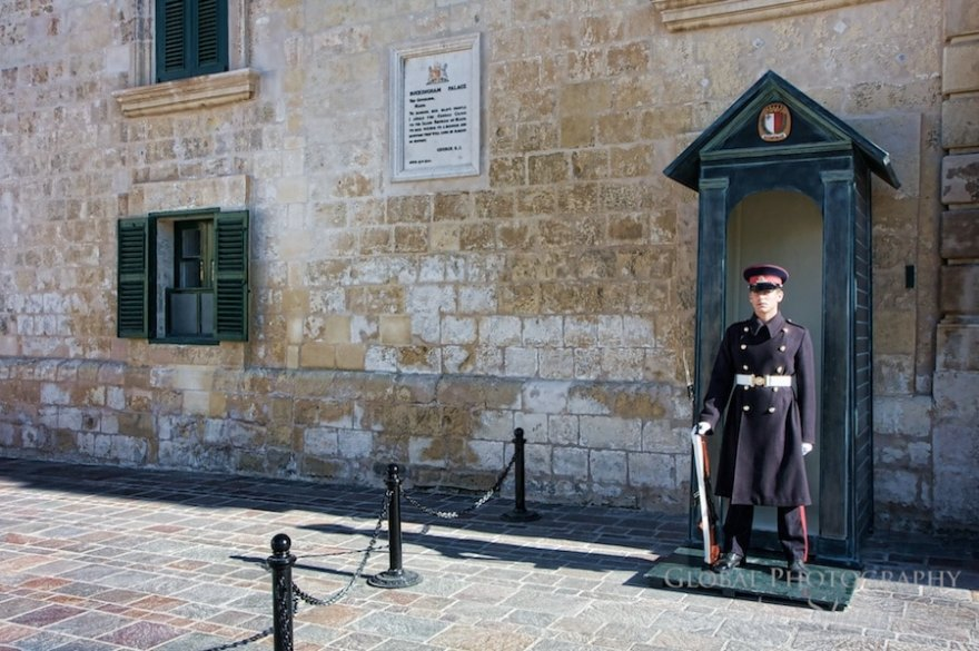 Malta military